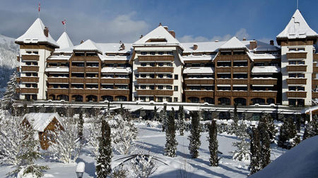 The Alpina Gstaad Named to Conde Nast Traveler's 2016 Gold List