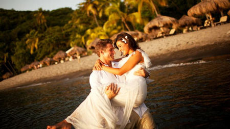 Anse Chastanet Offers Free Wedding Package in St. Lucia