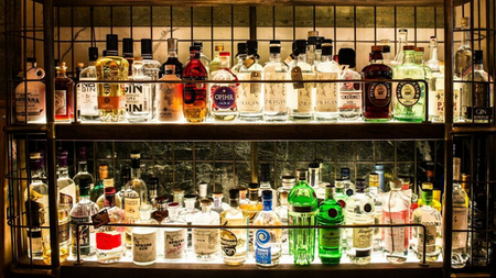 Rosewood London Launches The Gin Bar