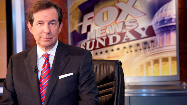 Chris Wallace Talks 20th Anniversary of FOX News Sunday