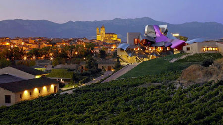 Marqués de Riscal Announces Limited-Edition Frank Gehry Wine