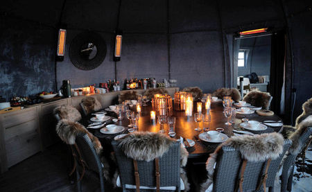 Now You Can Stay in Luxury in Antarctica at White Desert Camp