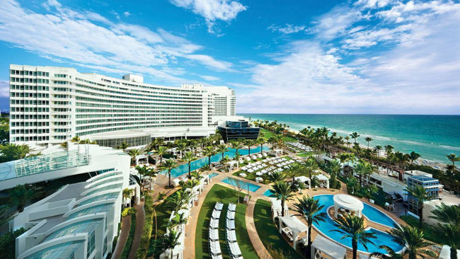 Fontainebleau Miami Beach Ultimate New Year's Eve VIP Experience