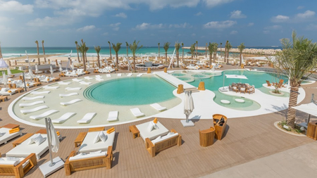 Nikki Beach Resort & Spa Dubai Opens