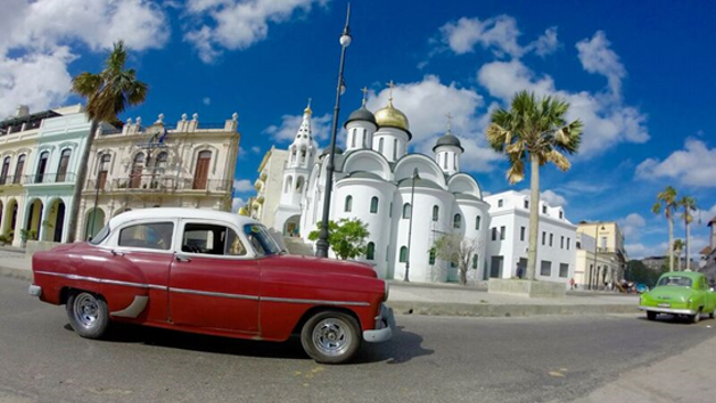 Explore Cuba Through the Artist's Lens with Extraordinary Journeys