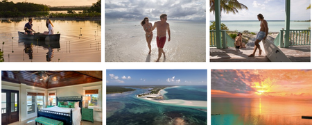Private Island Over-the-top Valentine's Day Escape Package