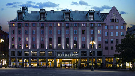 Haymarket by Scandic – Stockholm's New Hotel Classic