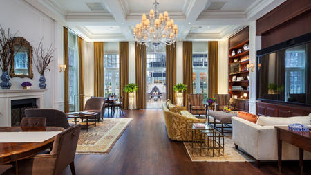 The InterContinental New York Barclay Takes Suite Life to New Heights
