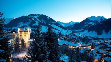 Gstaad - Authentically Glamourous