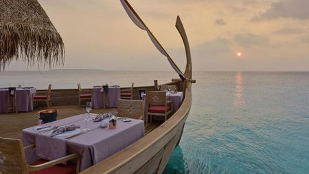 Milaidhoo Introduces Mood Dining to the Maldives