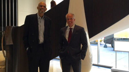 'Stories from Langham Place' Starring Kareem Abdul-Jabbar