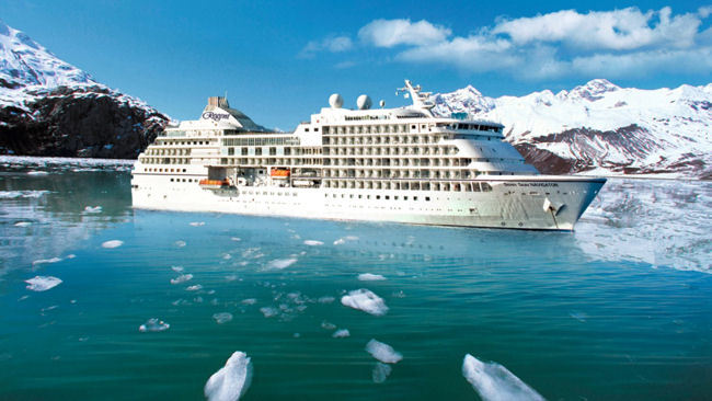 Cold Rush: Cruisers Head To Alaska This Summer