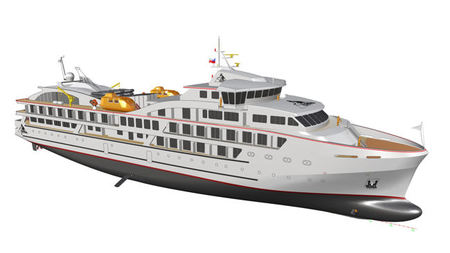 ANTARCTICA XXl Announces Construction of a New Polar Expedition Vessel