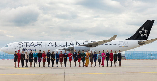 Star Alliance Launches One Million Miles Competition