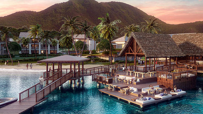 Park Hyatt St. Kitts Christophe Harbour Announces November Opening