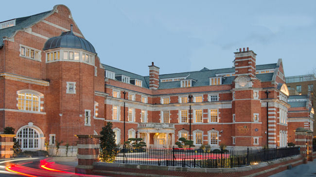 The lalit london is newest member of small luxury hotels for Small luxury hotel group