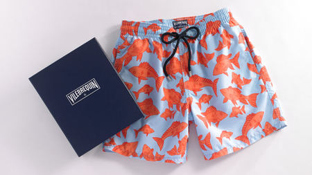 St. Regis Hotels & Resorts and Vilebrequin Launch Exclusive Swim Trunk Collection