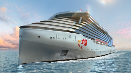 Richard Branson Launches Virgin Voyages with $3.9 Billion Cruise Ship Fleet
