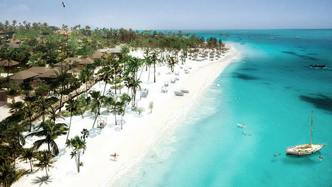 A Jewel in the Indian Ocean - Zuri Zanzibar to Open May 2018