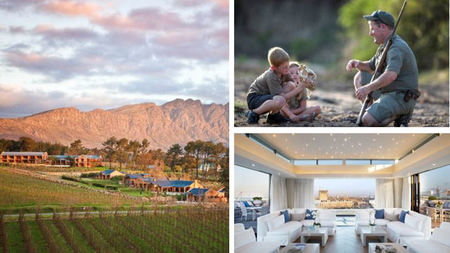 The Royal Portfolio Launches Villa Escape Itinerary in South Africa