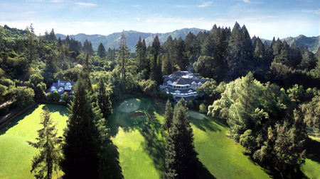 Meadowood Napa Valley Receives Triple Five-Star Award from Forbes Travel Guide