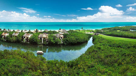 An Escape to Fairmont Mayakoba, Riviera Maya