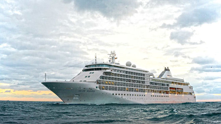 Silversea to Visit All Seven Continents on 2020 World Cruise