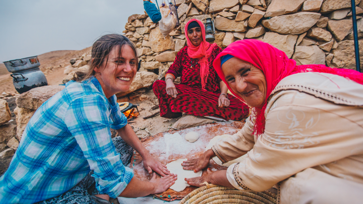 Intrepid Travel launches new women's-only expeditions in the Middle East