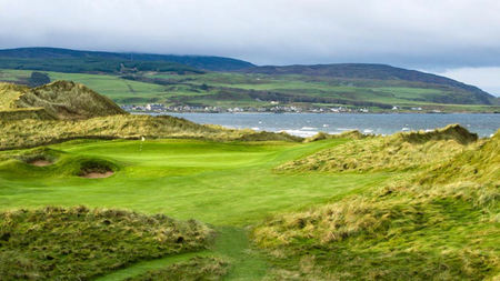 Machrihanish Dunes' Offers Millionaire-Making Hole-In-One Contest