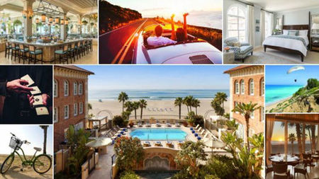 Hotel Casa Del Mar Partners With Getty Villa In LA