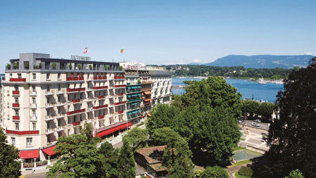 Geneva's Le Richemond Hotel Offers Exclusive Summer Getaway Package