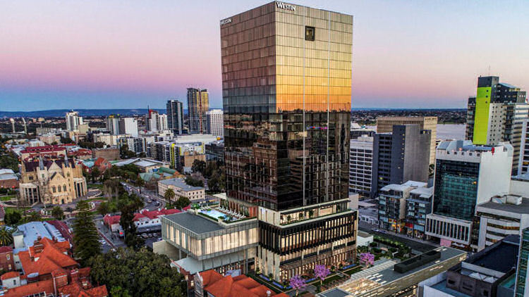 The Westin Perth Opens in Western Australia
