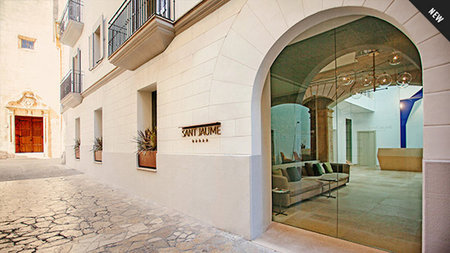 Boutique Hotel Sant Jaume - A Hidden Gem in Palma de Mallorca