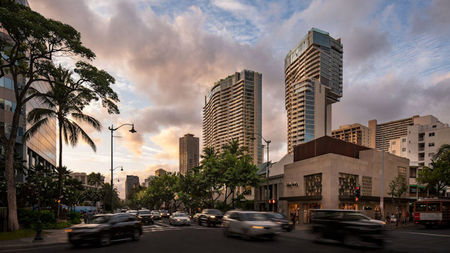 The Ritz-Carlton Residences, Waikiki Beach Opens New Diamond Head Tower