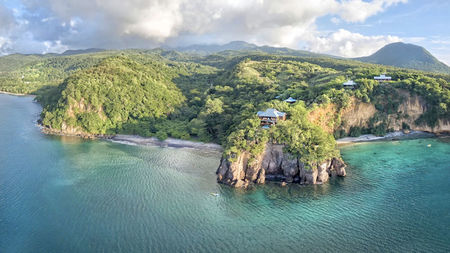 Kick-Off Your New Year's Wellness Resolutions at Secret Bay, Dominica