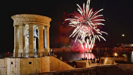 Visit Malta During One of Its Many Festivals and Events