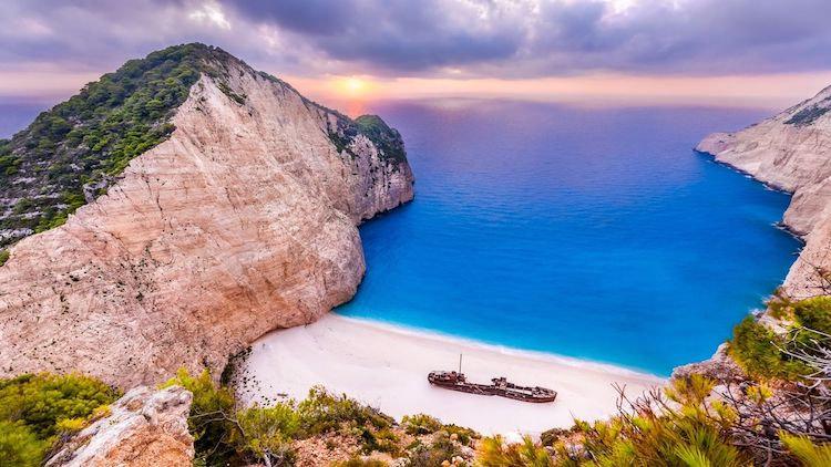 Belle Zakynthos, un paradis en Grèce à visiter