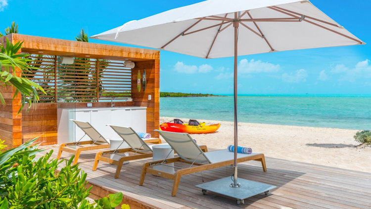 Beach Enclave Long Bay Opens in Turks and Caicos Islands