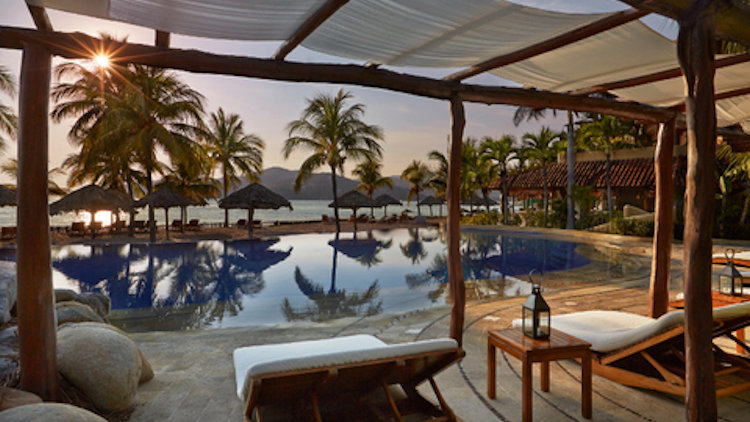 Last Minute Valentine's Day Getaway at Thompson Zihuatanejo, Mexico