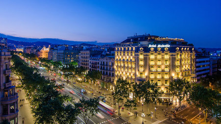 5 Great Reasons to Stay at the Majestic Hotel & Spa Barcelona