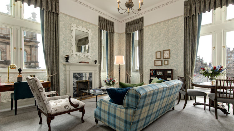 Babymoons that make you feel like Royalty at The Balmoral, Scotland