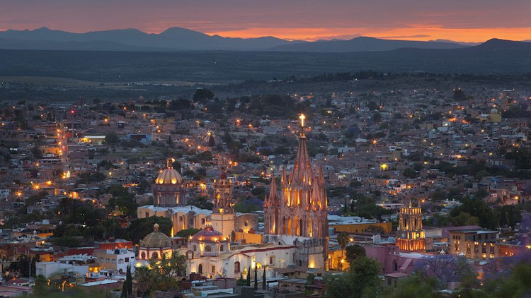 San Miguel de Allende Named Best City in Mexico for 4th Straight Year