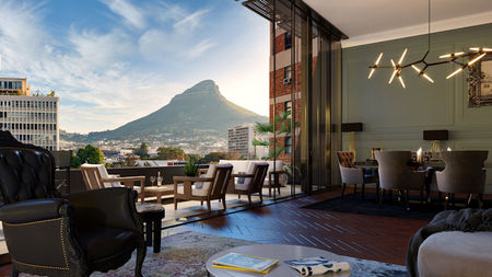 LABOTESSA, New Luxury Hotel to Open in Cape Town, August 2019