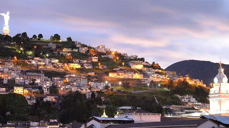 Enchantingly Quaint Quito