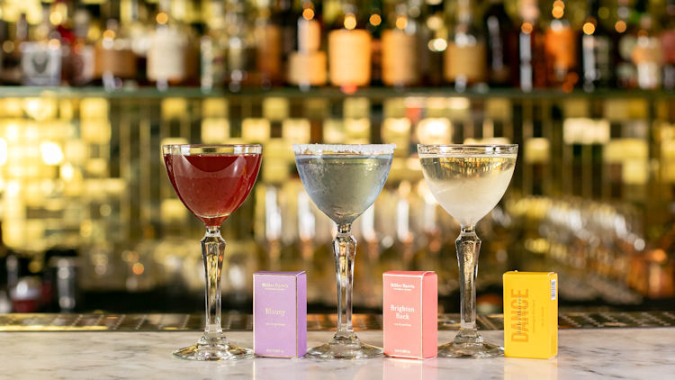 London's St Martins Lane Launches Exclusive Sensory Cocktail Menu