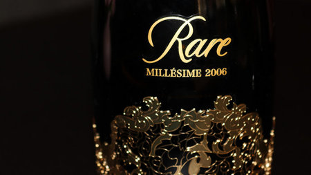 Rare Champagne Launches in London