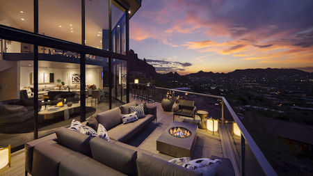 Sanctuary on Camelback Mountain Introduces The Villas at Sanctuary