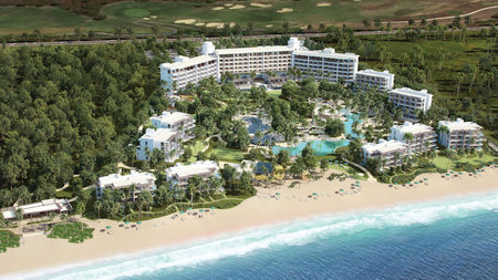 Conrad to Debut its First Resort in Mexico this Spring