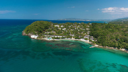 Jamaica's Round Hill Hotel and Villas Launches 'Secret Agent' Package