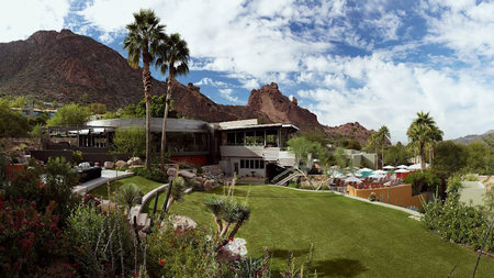 Serenity Awaits as Sanctuary on Camelback Mountain Re-opens